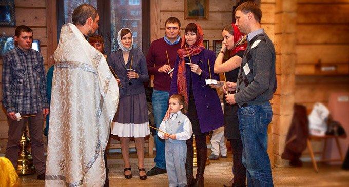 Могут бывшие любовники стать крестными родителями одного малыша?
