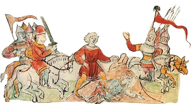 Светлое Средневековье Евгения Водолазкина