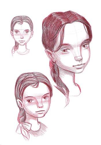 Впоисках образа главной героини — Серафимы