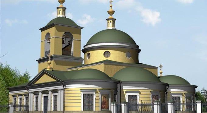 Энергетики помогут построить храм в память о героях обороны Москвы