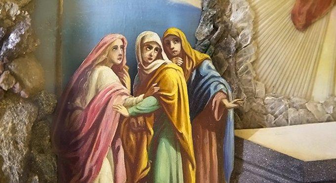 Праздник Жен-Мироносиц нельзя сравнивать с 8 марта, – представитель Церкви
