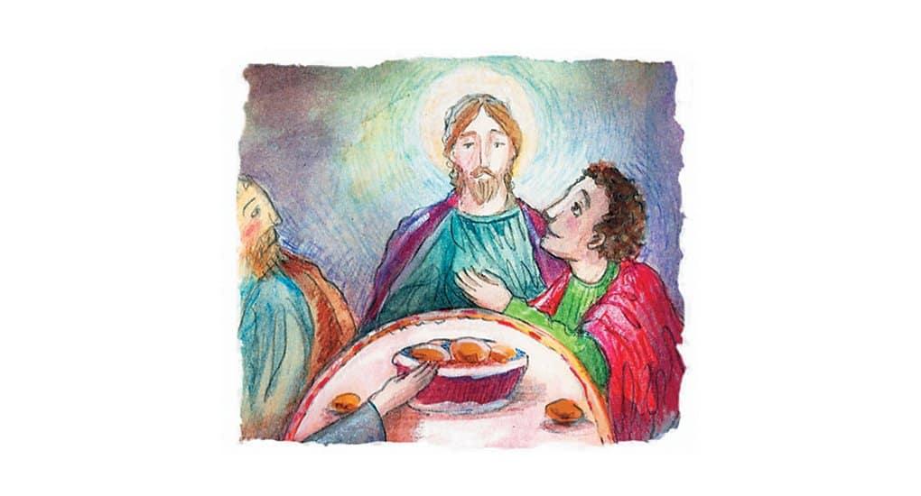 Любимый ученик Христа Иоанн Богослов