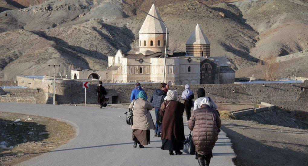 Христианский Иран. Фото
