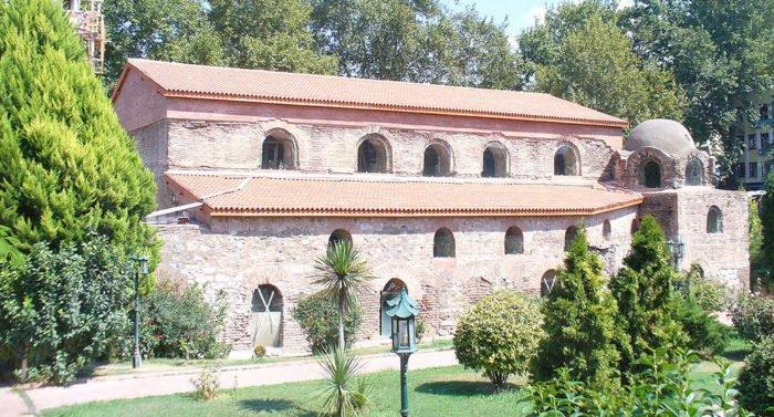 Церковь св. Софии в Никее.