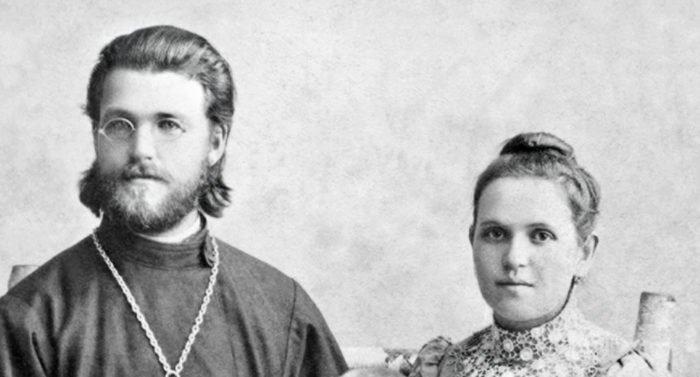 Священномученик Петр Рождествин: