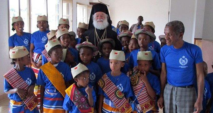 На Мадагаскаре открылся первый православный университет