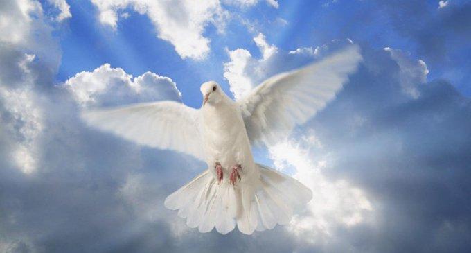 Церковь празднует день Святого Духа