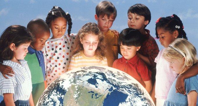 Во всем мире отмечают День защиты детей