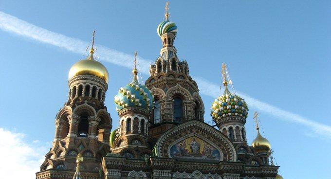 Храм Спас-на-Крови признали главной достопримечательностью России
