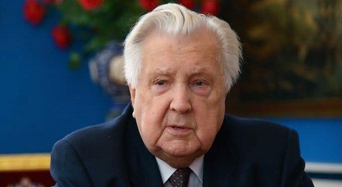 Художник-живописец Илья Глазунов отмечает 85-летие