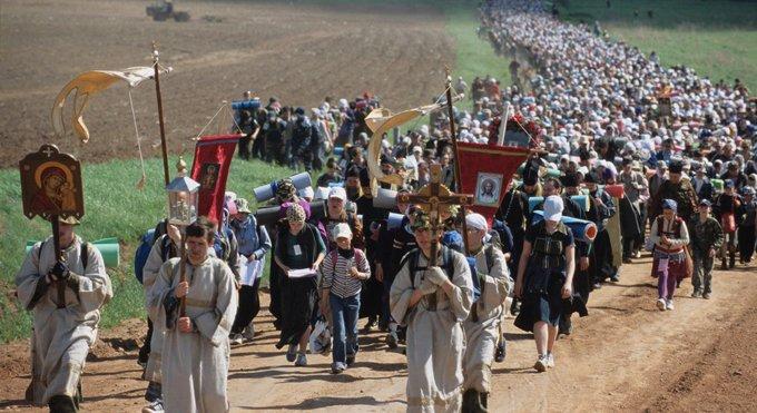 Великорецкий крестный ход впервые возглавит митрополит