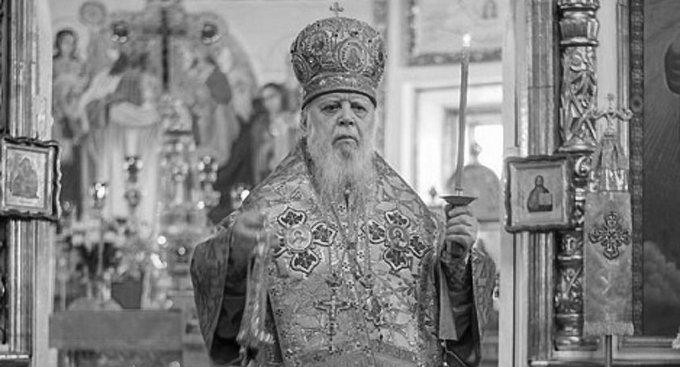Отошел ко Господу находившийся на покое митрополит Николай (Шкрумко)