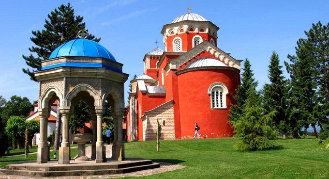 В помощь сербскому монастырю в Москве проведут благотворительный вечер