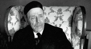 Михаил Нестеров. Фото Ивана Шагина. 1940