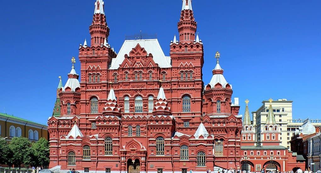 В Москве открылась выставка, посвященная князю Владимиру