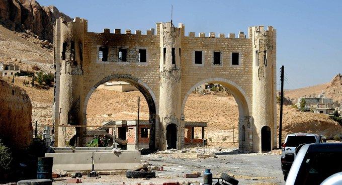 Императорское православное общество готово спасти культурное наследие Сирии