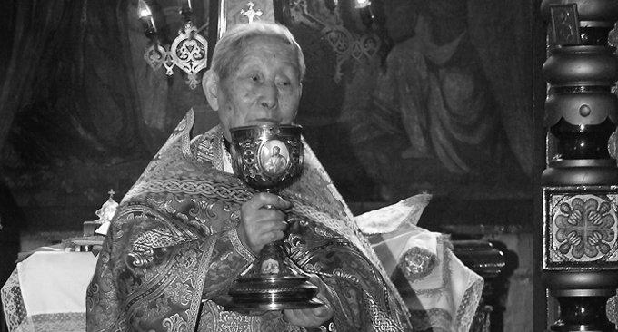 Скончался старейший священник православного Китая