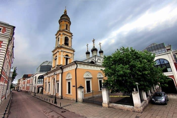 Владимирская Икона и Третьяковская галерея