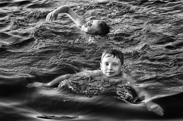 В водах Великой реки
