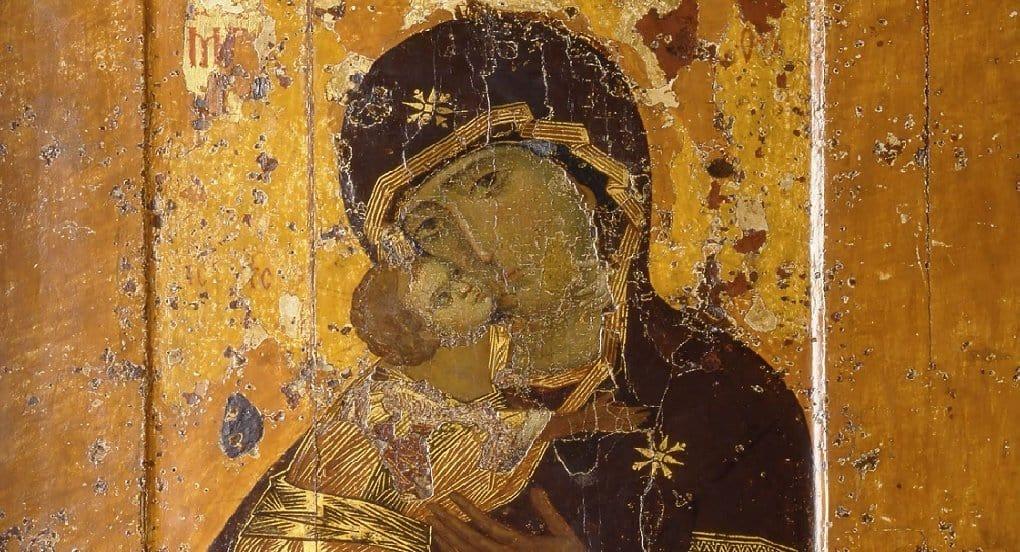 Великая святыня Церкви: Владимирская икона Божьей Матери ...