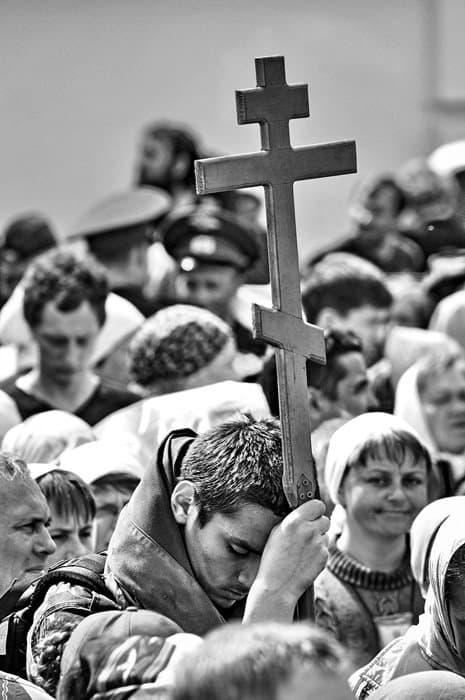 Взявший крест