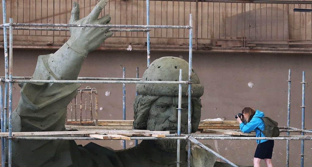 Памятник Владимиру: