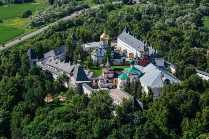 Андрей Рублев. Звенигородская история