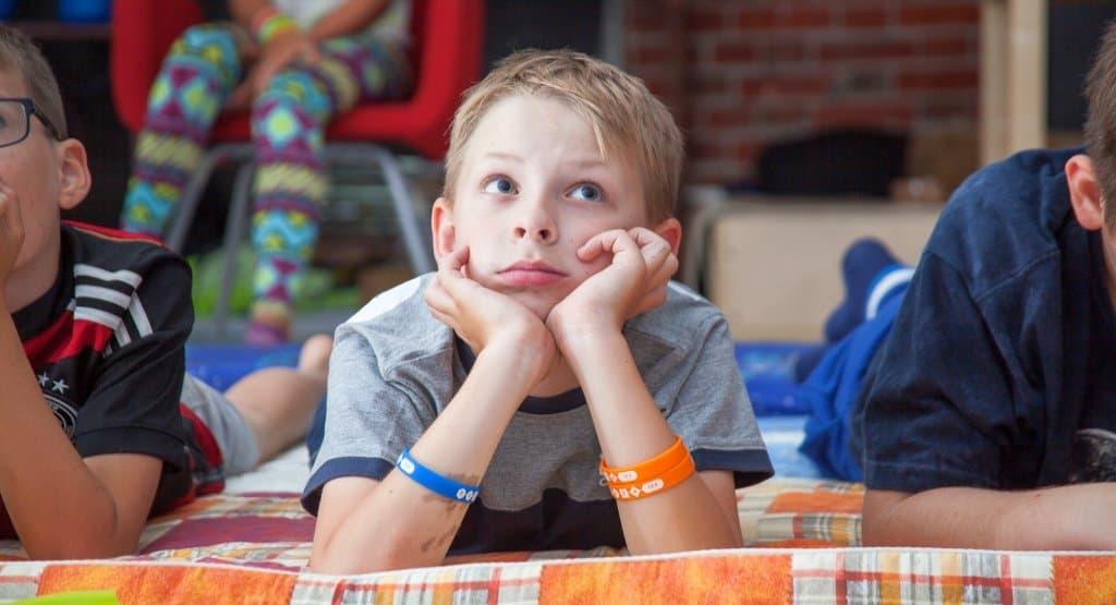 Четыре вопроса - четыре ответа. Диалог с детьми