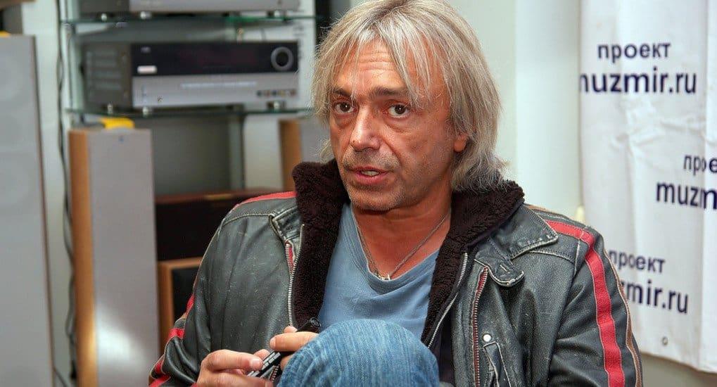 Константин Кинчев. Поющий на лезвии бритвы