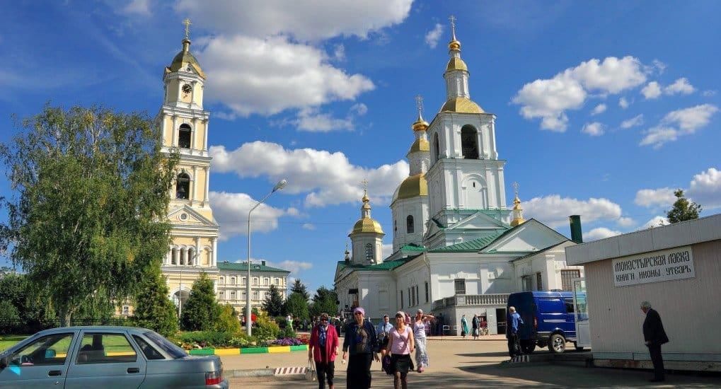 История Серафимо-Дивеевской обители