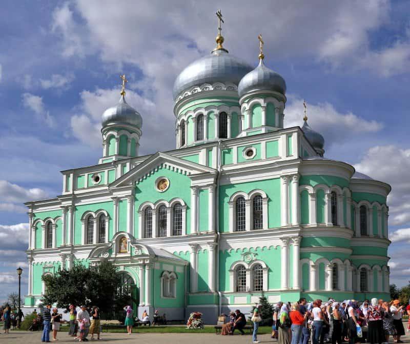 Серафимо-Дивеевский монастырь. Троицкий собор