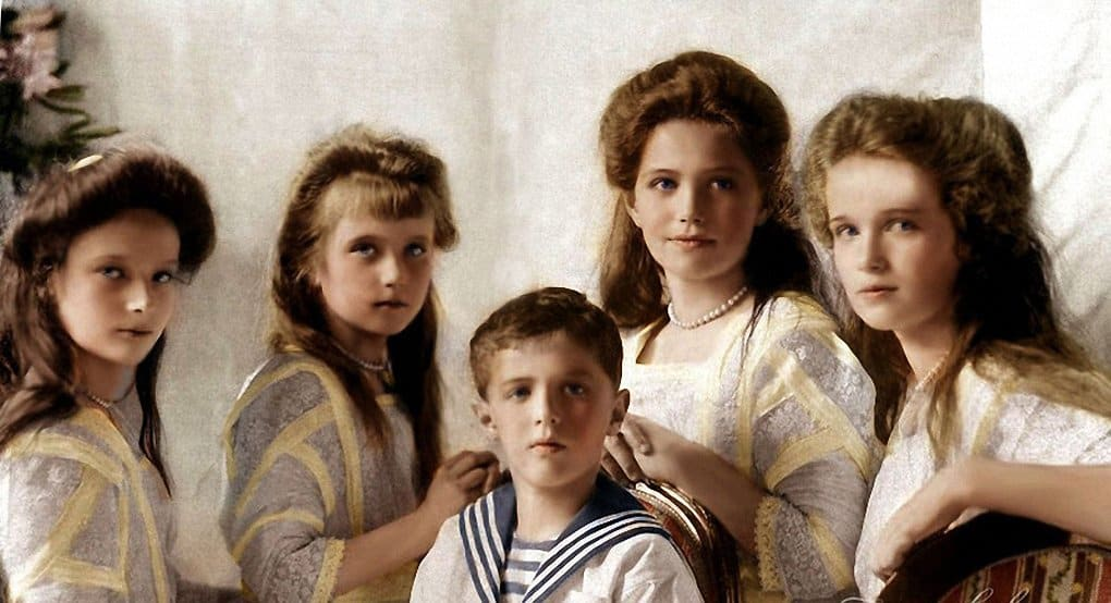В архивах страны надеются на скорое перезахоронение останков двух царских детей