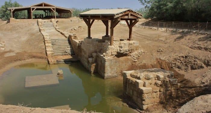 Место, где крестился Иисус Христос, признали всемирным наследием