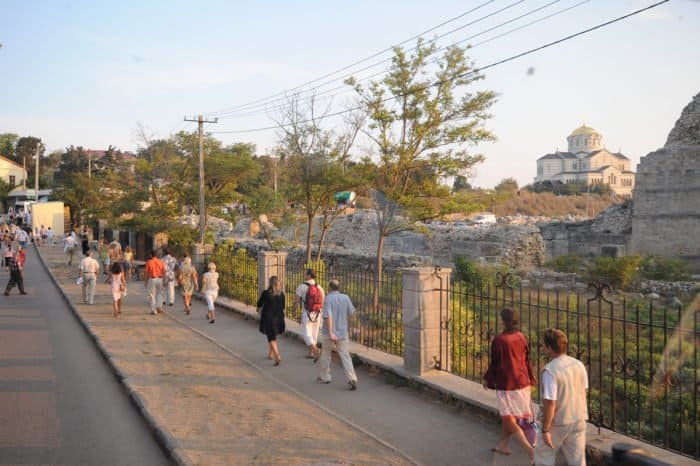 6 удивительных мест православного Крыма