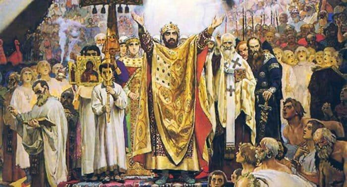 Владимир Легойда: От зверя к человеку - вот расстояние между язычеством и христианством, по мнению князя Владимира