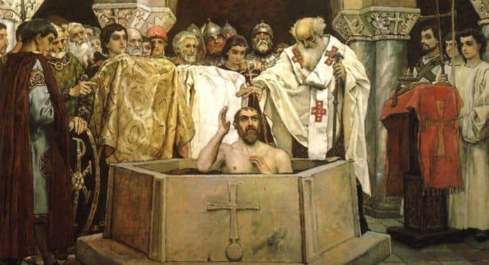 Князь Владимир принял христианство, потому что видел в нем силу, - Владимир Легойда