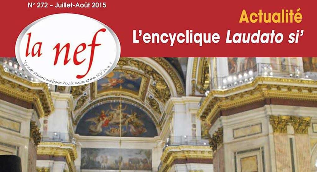 Католический журнал рассказал французам о православии