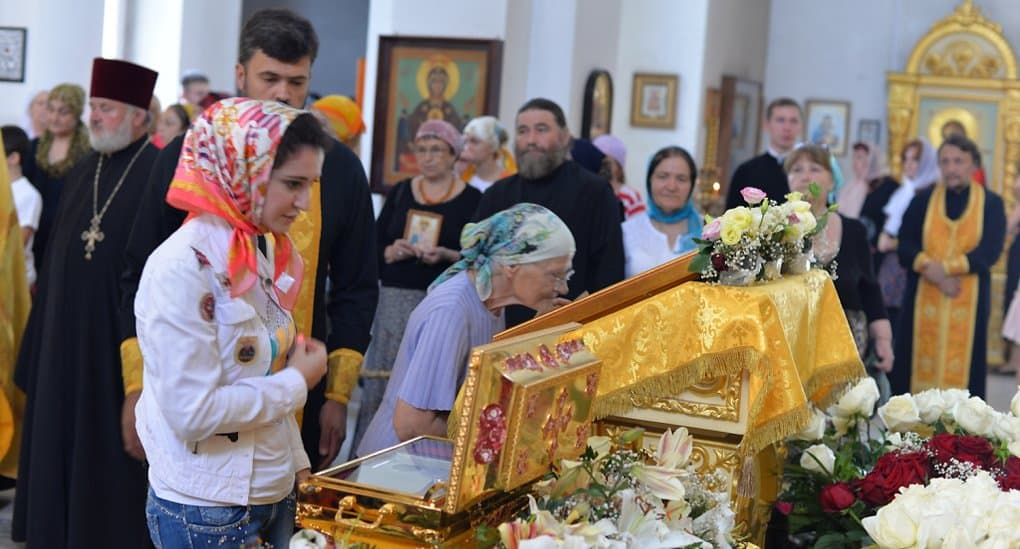 Мощам князя Владимира смогут поклониться в Сибири и на Дальнем Востоке