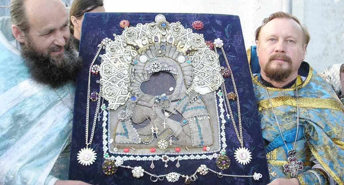 Владимирская икона Божьей Матери: великая святыня Церкви