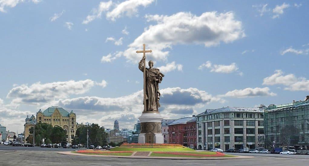 Памятник князю Владимиру должен стоять на достойном месте, - Владимир Легойда
