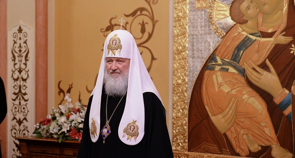 Патриарх Кирилл: Неправильно отождествлять Русский мир только с Российской Федерацией