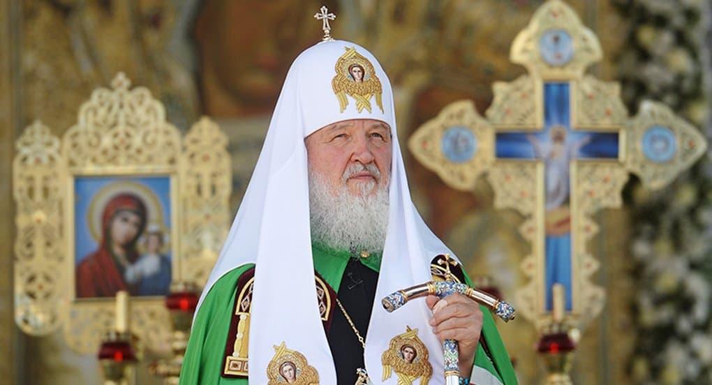 Каждый православный народ должен помнить своего Крестителя, - патриарх Кирилл