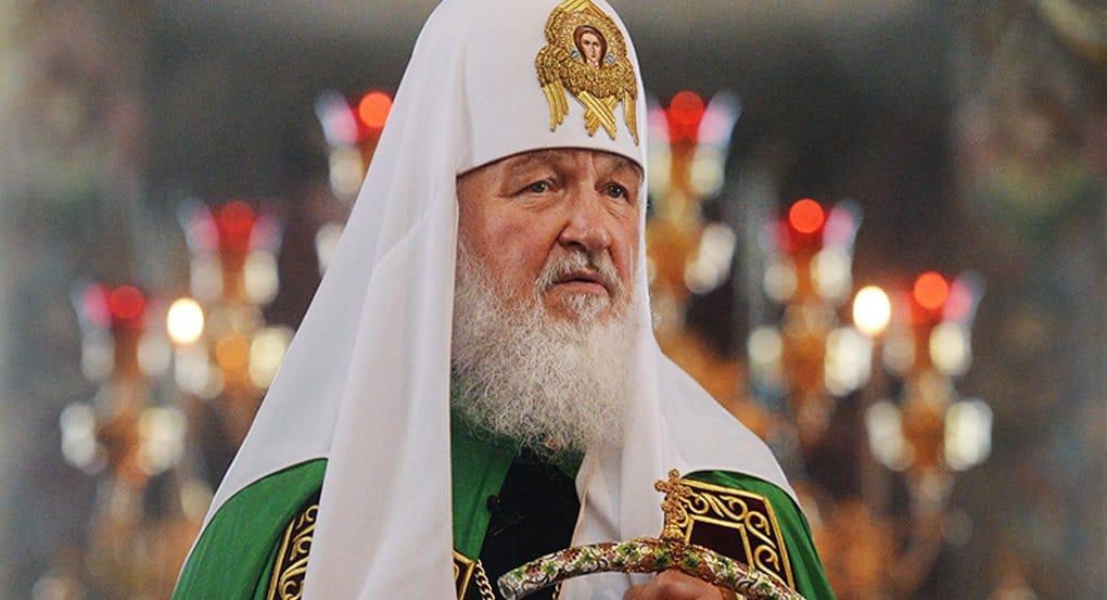 Патриарх Кирилл молится о жертвах автокатастроф под Красноярском и на Кавказе