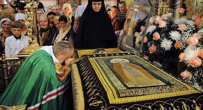 В честь святого Серафима Саровского патриарх Кирилл совершит Литургию в Дивеево