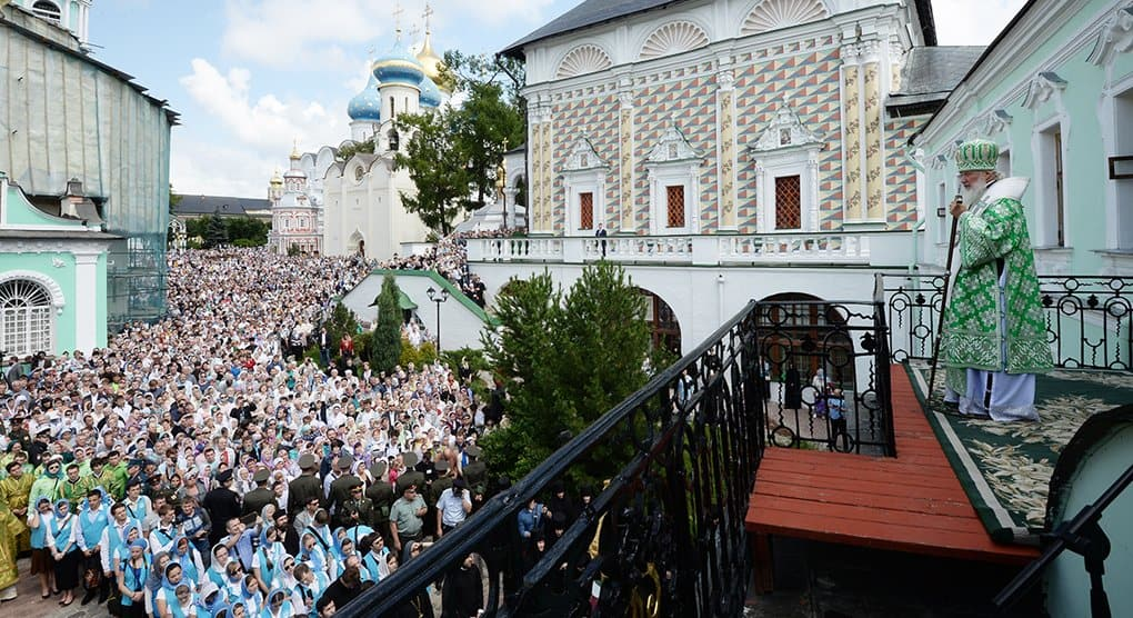 Без молодежи Церковь ущербна, - патриарх Кирилл