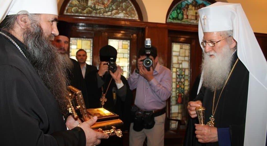 Болгары впервые дома поклонятся мощам святого Серафима Саровского