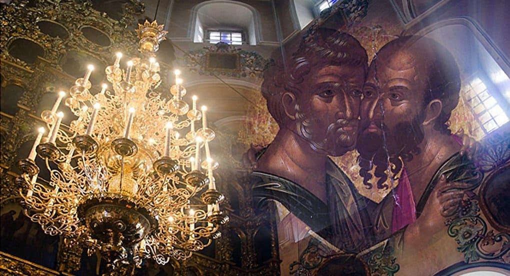 Православные готовятся к завершению Петрова поста