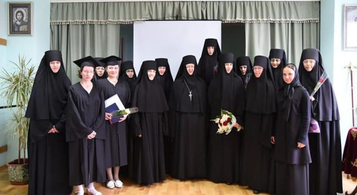 В монастыре Малоярославца прошел первый выпуск православных журналистов