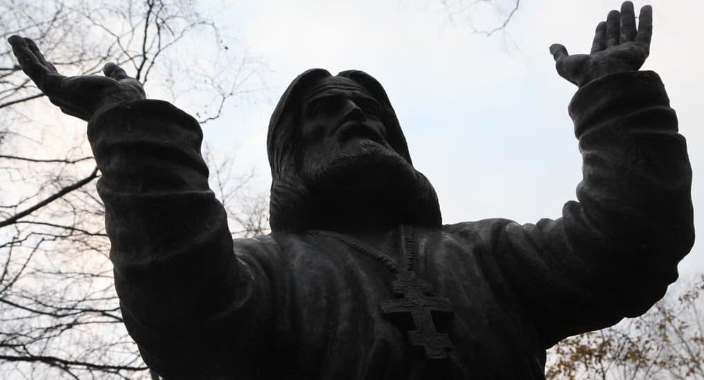 Памятник Серафиму Саровскому откроют на День народного единства в Мичуринске