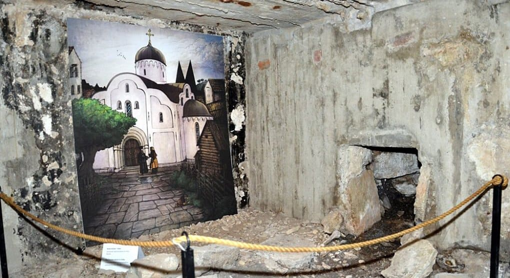 В Швеции продают руины православного храма с останками священника